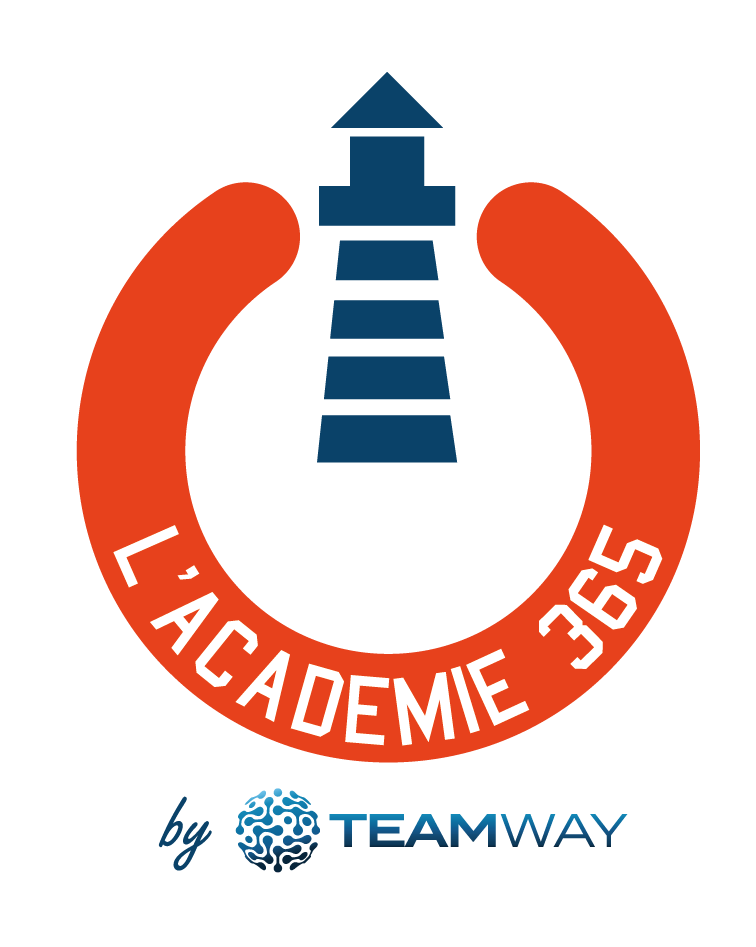 logo lacademie 365 by teamway